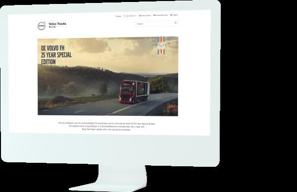 Volvo Trucks: case Pinpoint